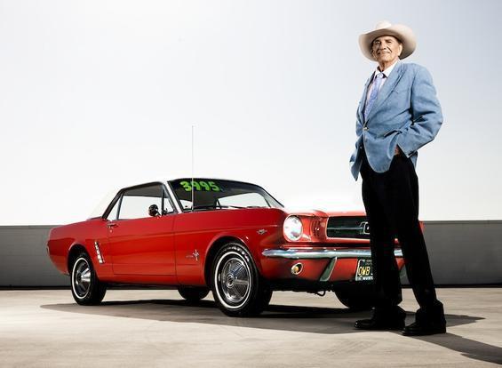 Cal Mustang
